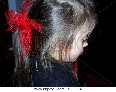 Pony Tail Girl