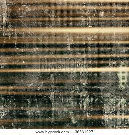 Cute colorful grunge texture or tinted vintage background with different color patterns: yellow (beige); brown; gray; black