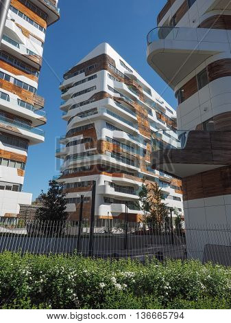 Citylife Milano Residential Complex By Zaha Hadid In Milan