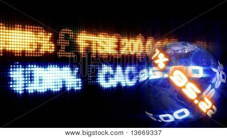 Stock Market Ticker
