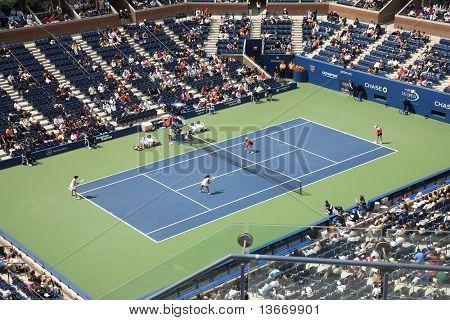 Arthur Ashe Stadium – uns öffnen Tennis