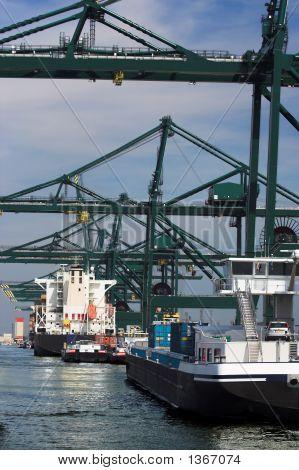 Antwerp Dock