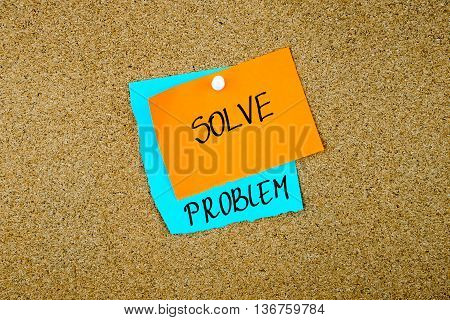 Solve Problem Written On Paper Notes