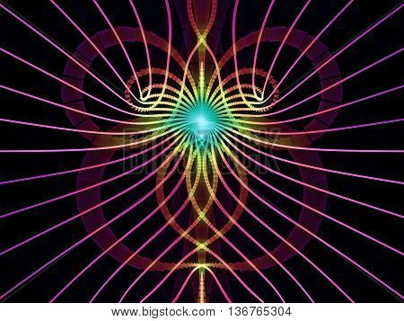 Digital Grid Lines