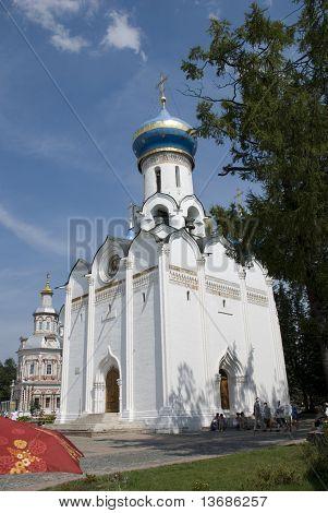 Piously-troitsk Sergieva Of Laurels