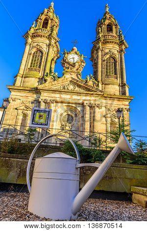 Saint Jacques church in Luneville - France, Lorraine