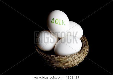 401K Retirement Nest