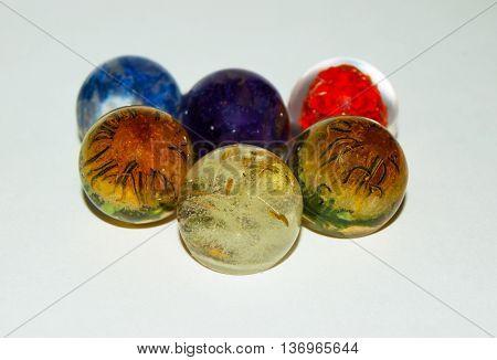 Epoxy Resin Balls_1