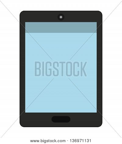 smartphone isolated icon design, vector illustration  graphic