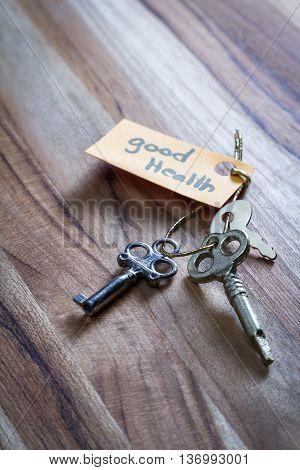 Secret Keys For Good Health In Life