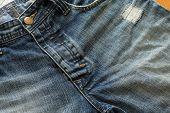 denim jeans design of fashion jeans pants poster