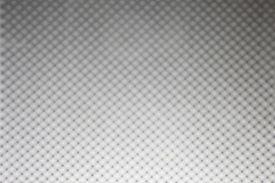 Metal grate bokeh background texture close up