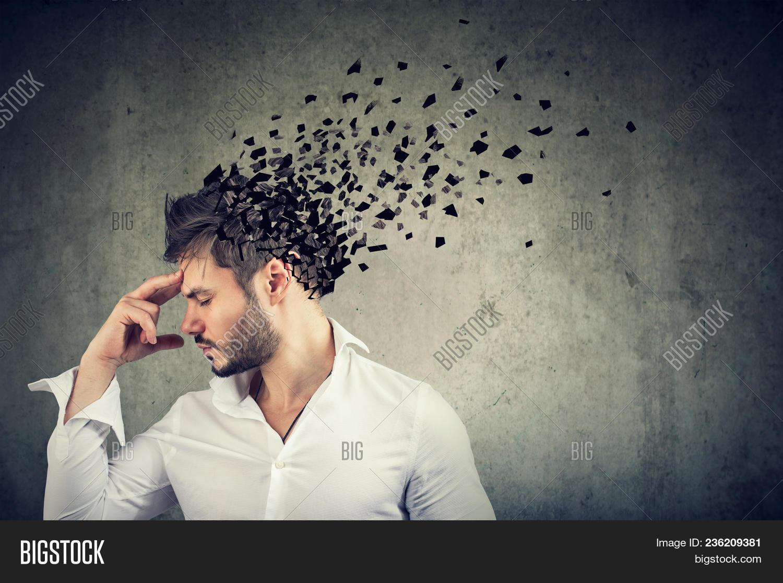 Memory Loss Due Image & Photo (Free Trial) | Bigstock