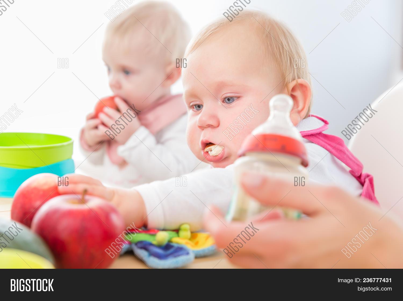 portrait cute baby image & photo (free trial) | bigstock