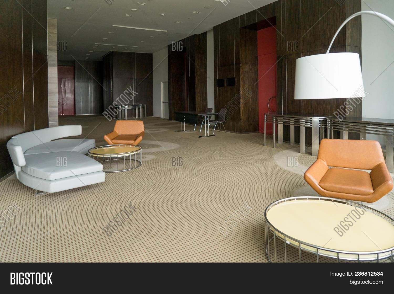 Modern Hotel Lobby Image \u0026 Photo (Free Trial)