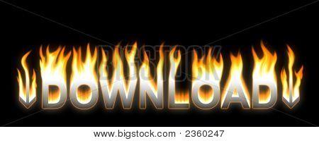 Download! Flaming Download.