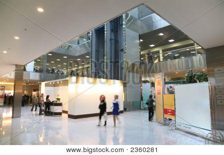 Business Center Indoor