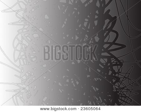 Background black white abstract