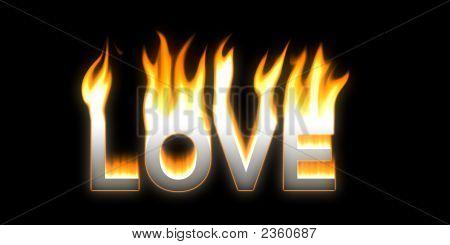 Love! Flaming Love.