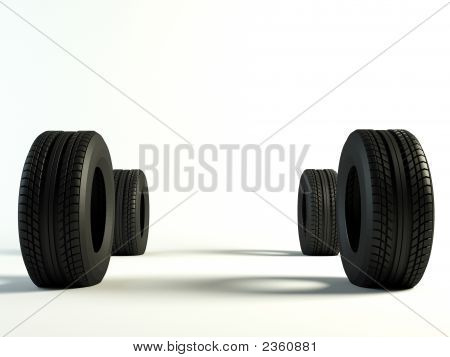 Tyres 4 Front