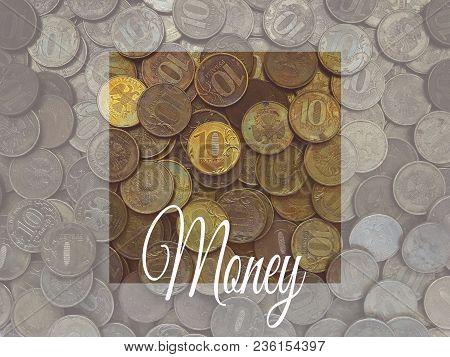 Salaries Income Crisis Economy Unemployment Problems Coin Money Budget Accumulation Capital Pension