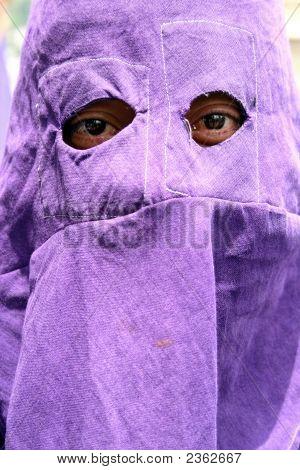 Cucurucho Portrait