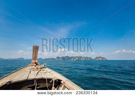 Ao Nang From The Sea
