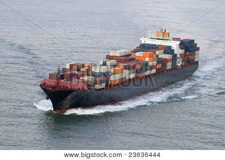 Container Ship, more like this one in my portfolio