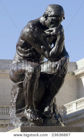 Rodins Thinker