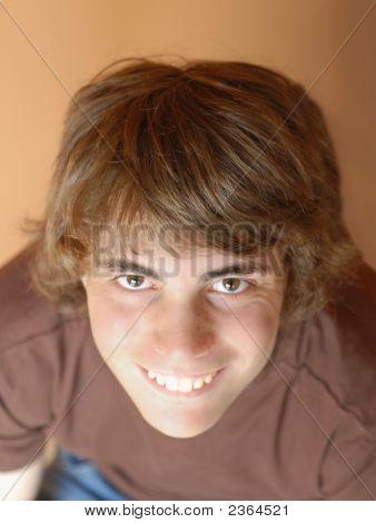 Age 14 Happy