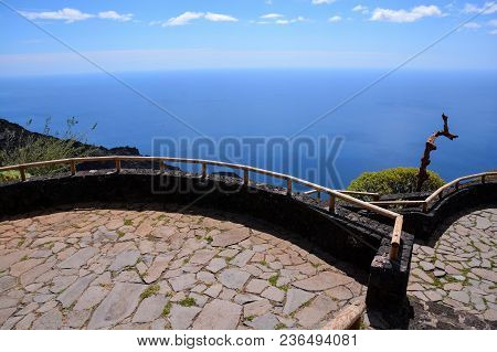 Landscape Of El Hierro Island Canary Islands Spain