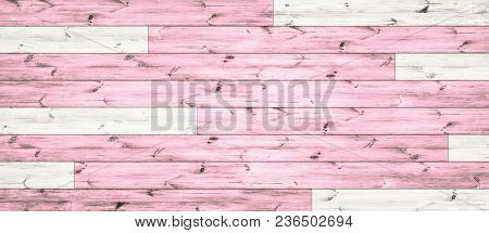 The Light Red Wood Texture With Natural Patterns Background