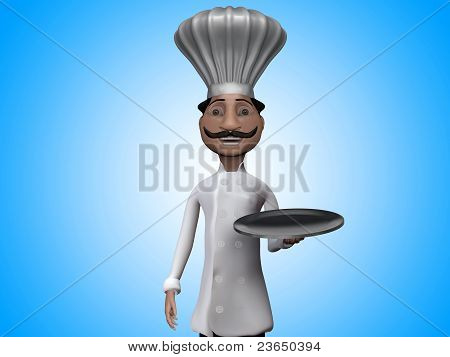 The cook 3d
