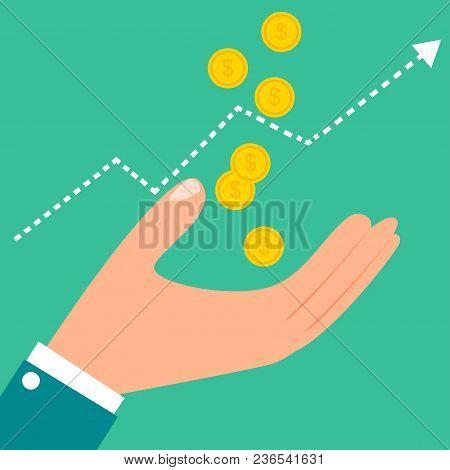 Business Theme. Job. Money. Plan. Conversation. Ideas.