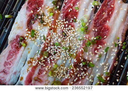 Japan Raw Beef