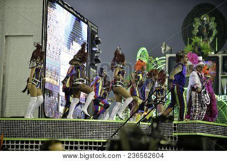 Carnival 2018 - Grande Rio