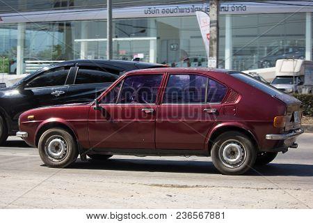 Private Old Car Alfa Romeo Alfasud Giardinetta