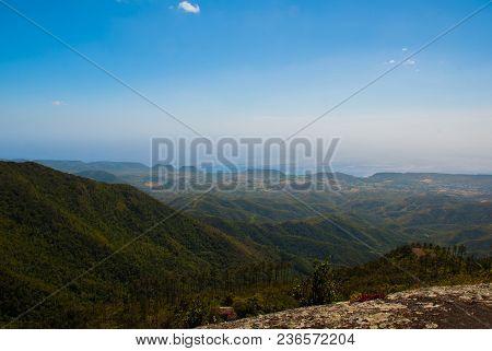 National Park Of La Gran Piedra, Santiago De Cuba, Cuba: Beautiful Panama On The Mountain Top