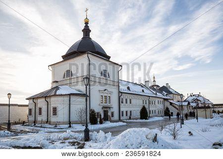 Assumption Monastery In Sviyazhsk, Russia
