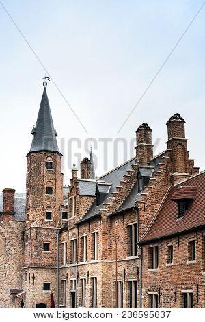 Old St. John's Hospital in Bruges, Belgium