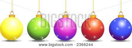 Party Decor Balls