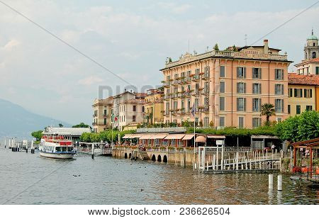 Hotel Metropole Is An Elegant 19th Century Hotel On The Waterfront Of The Enchanting Lake Como - Bel
