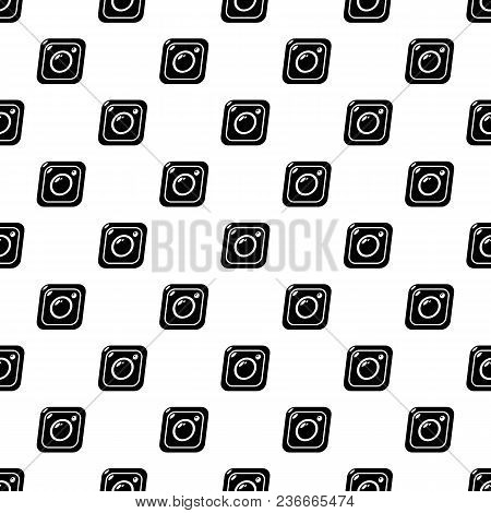 Photo Pattern Vector Seamless Repeating For Any Web Design