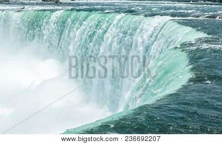 Horseshoe Fall, Niagara Falls, Ontario, Canada, Summer
