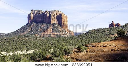 This Is Just One Of The Amazing Sedona Mountain Stuctures Around There