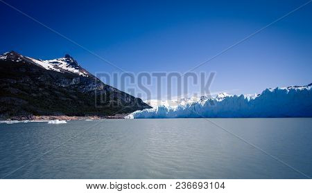 El Calafate And Perito Moreno Glacier In Argentina