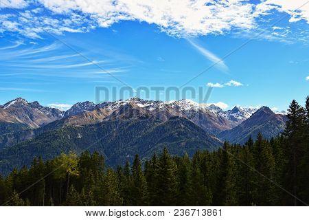 A Walk Through Fresh Air In The Austrian Alps