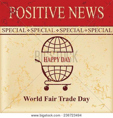 News Sheet - Happy Day, World Fair Trade Day