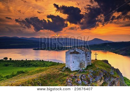 Saint Joan Letni chapel, Bulgaria