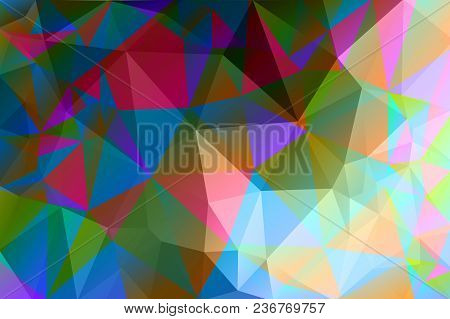 Abstract Multicolored Vector & Photo (Free Trial) | Bigstock